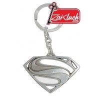 Супемен - масивен ключодържател с логото на Superman -измислен персонаж от комиксите на ДиСи Комикс и един от най-известните супергерои, в