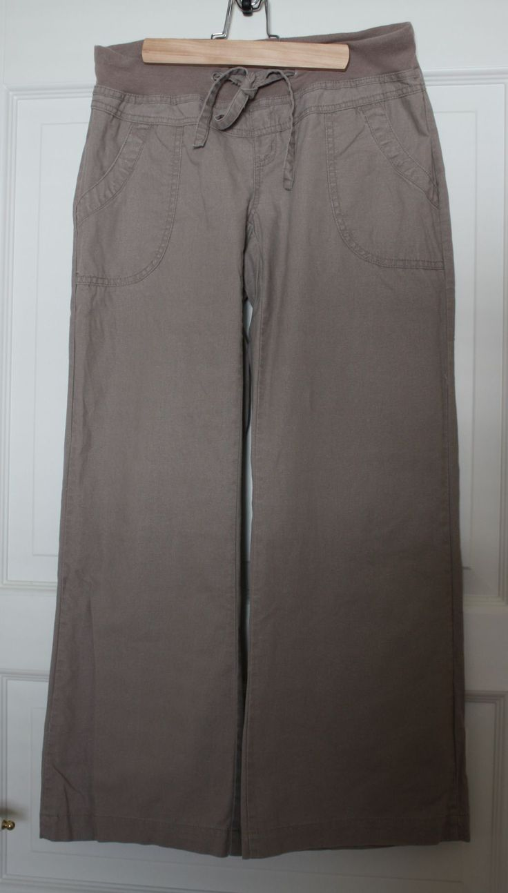 Trousers beige