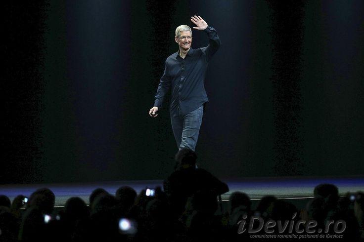 Tim Cook: Multi utilizatori cumpara terminale Android, decid sa-si imbunatateasca viata trecand la iPhone