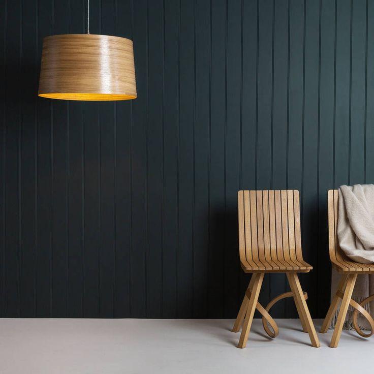 Tom raffield helix drum pendant wooden lampshade large by tom raffield notonthehighstreet com