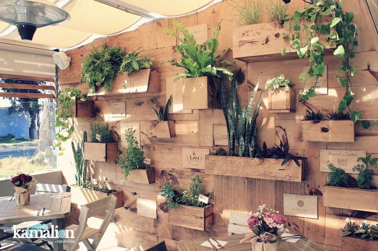 Restaurante marquelia decoraci n for Decoracion de interiores zapaterias