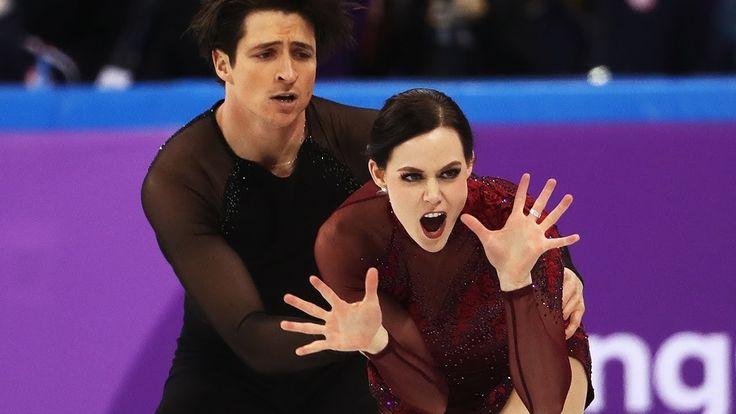 Highlights of the Team Figure Skating Free Dance | Pyeongchang 2018