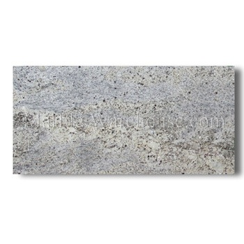 Kashmire White Prefab Granite Countertops 110''x26...kind of like the one we liked