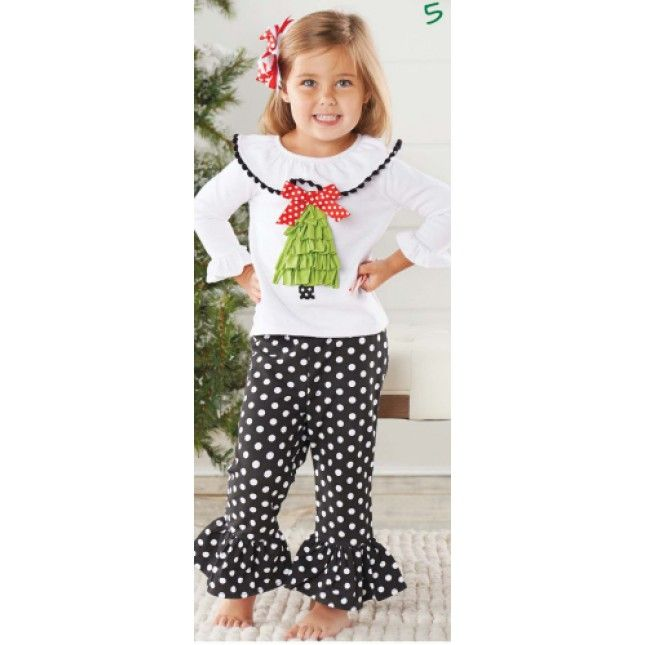 Girl Mud Pie Christmas tree tunic with legging set outfit Mudpie - 42 Best Happy Holidays Images On Pinterest Happy Holidays, Beauty