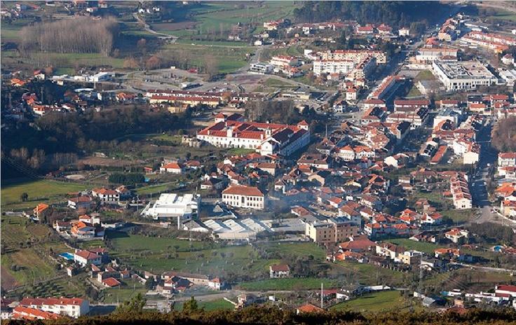 Vila de Arouca_Vista de Nascente