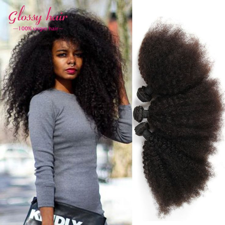 Mongolian Afro Kinky Curly Virgin Hair Cheap Rosa Hair Products 100% Human Hair Curly Weave 3 bundles Mongolian Kinky Curly Hair -- Menemukan produk serupa dengan mengklik gambar