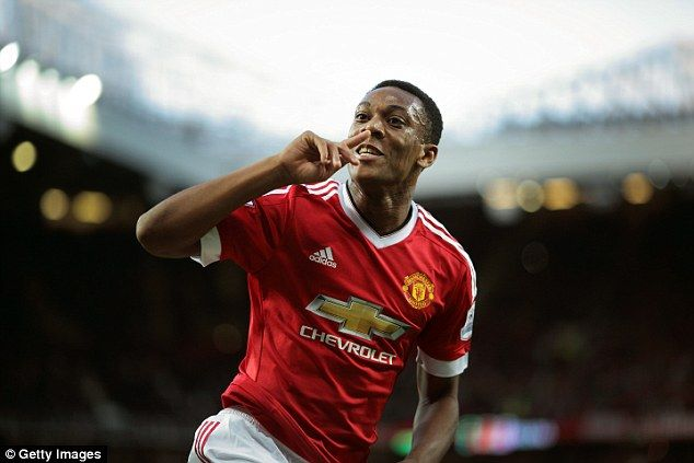 Anthony Martial is 'one of the most talented young players of his generation,' according to Nicolas Anelka