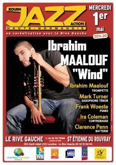 Ibrahim Maalouf (01/05/2013) | RouenJazzAction