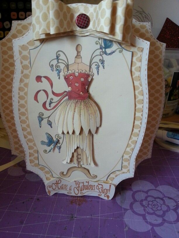 Another house of zandra decoupage