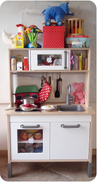 17 best images about playkitchen for isa on pinterest ikea hacks plays and market stalls - Duktig tea set ...