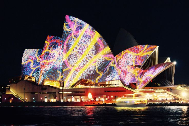 The #Opera House looks great day or night! #Sydney you rock!