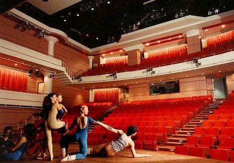 Fleck Dance Theatre, Harbourfront Centre - TorontoDance.com