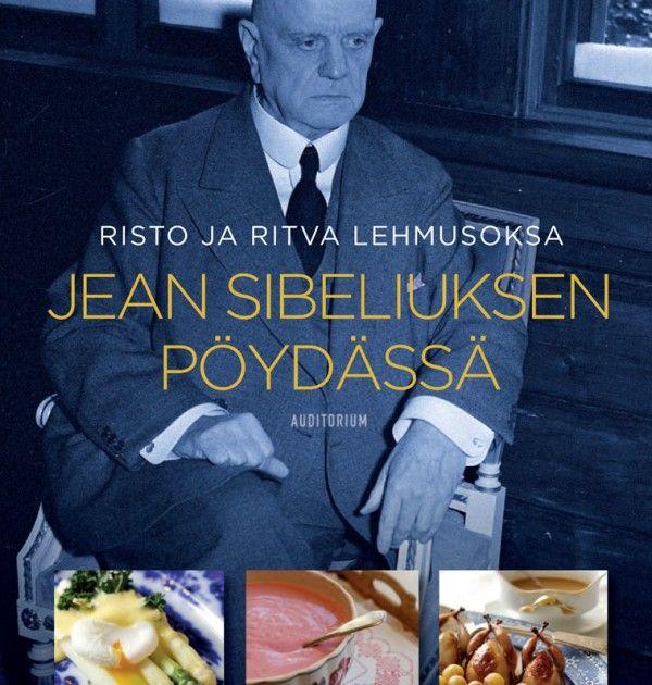Risto ja Ritva Lehmusoksa: Jean Sibeliuksen pöydässä, Auditorium
