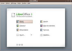 LibreOffice est une suite bureautique, destinée aussi bien à un usage personnel que professionnel.    Elle est compatible avec les principales autres suites bureautiques.    Elle offre toutes les fonctions attendues d'une telle suite : traitement de texte, tableur, présentation/diaporama, dessin, base de données.