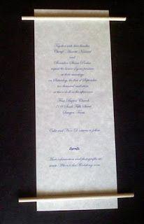 Las invitaciones para las bodas  siempre marcan de antemano, el estilo de la fiesta . Si quieres conseguir invitaciones creativas para tu bo...