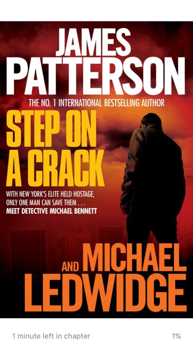The first book in the #MichaelBennett series by #JamesPatterson