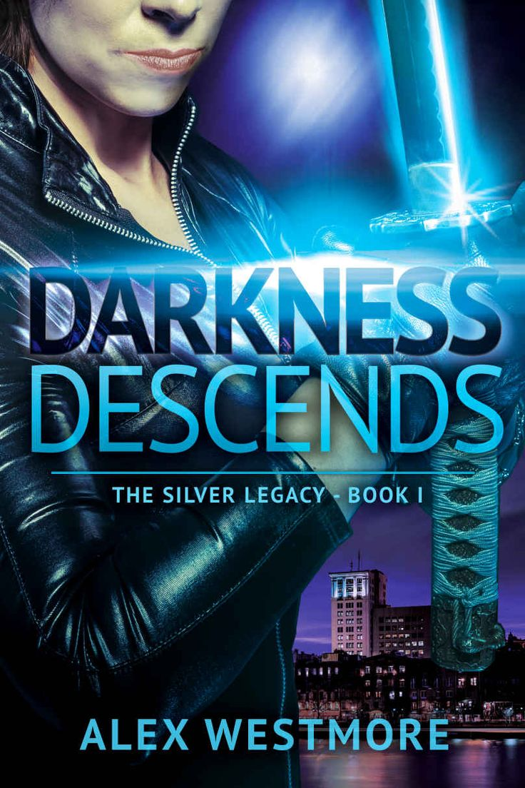 Darkness Descends (the Silver Legacy Book 1)  Kindle Edition By Alex  Westmore,