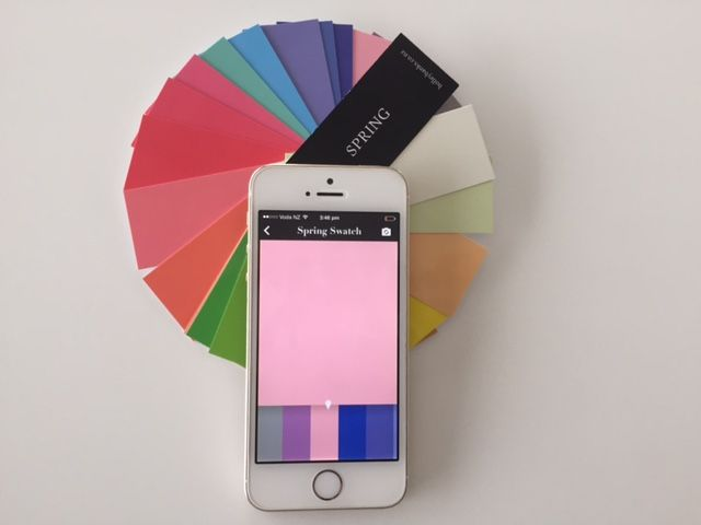 Spring Personal Colour Swatch for personal shopping!   Download here:https://itunes.apple.com/us/app/personal-colour-swatch/id921404340?mt=8