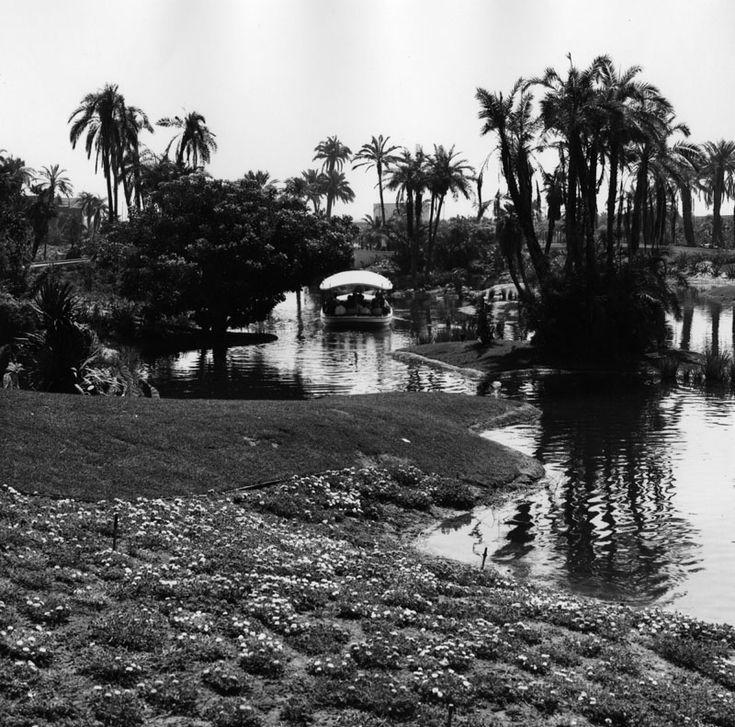 Busch Gardens, Reseda, CA, Circa 1960