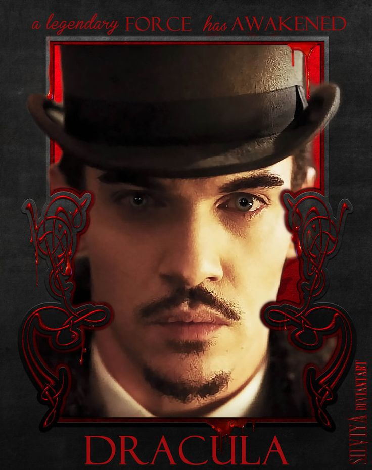 Dracula Portrait by silviya on DeviantArt, #NBC Dracula, #Jonathan Rhys Meyers