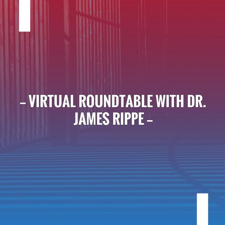 Hoping you'll love this post... Virtual Roundtable with Dr. James Rippe http://loveyourheartblog.com/?p=390