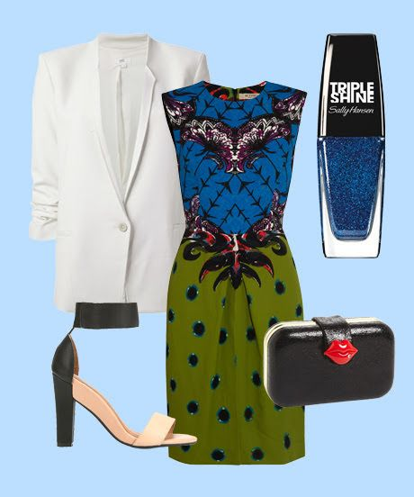 Engagement Party Whether you RSVP'd to a countryside garden party or a stylish soiree, a vibrant spring dress with luxe accessories is sure ...