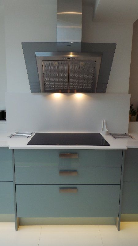 Neff Induction Hob and Cooker Hood supplied and fitted by