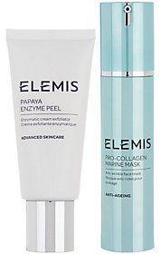 Elemis Pro-Collagen Papaya Peel & Marine Mask Auto-Delivery