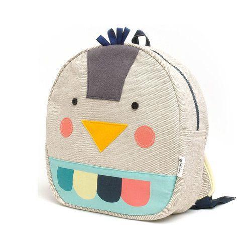Children's mini Backpack by Grigrin www.grigrin.com