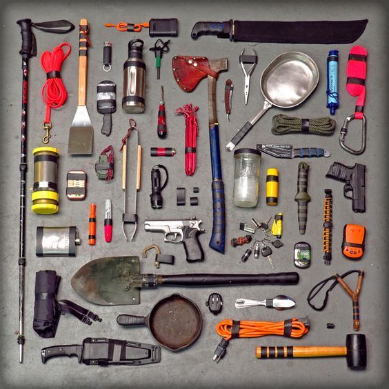 The Top Choices In Light Weight Survival Gear - From Desk Jockey To Survival Junkie