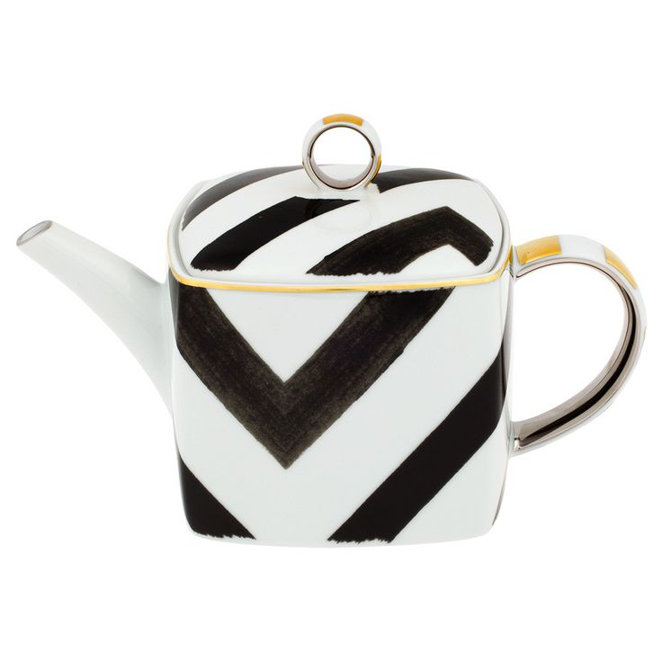 Discover the Christian Lacroix Sol Y Sombra Teapot at Amara