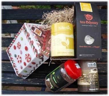 Gift set Χριστουγεννιάτικα ροφήματα http://www.greek-bees.com/doro-xristougenna-rofima.html