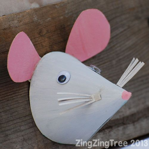 Easy to make woodland Animals