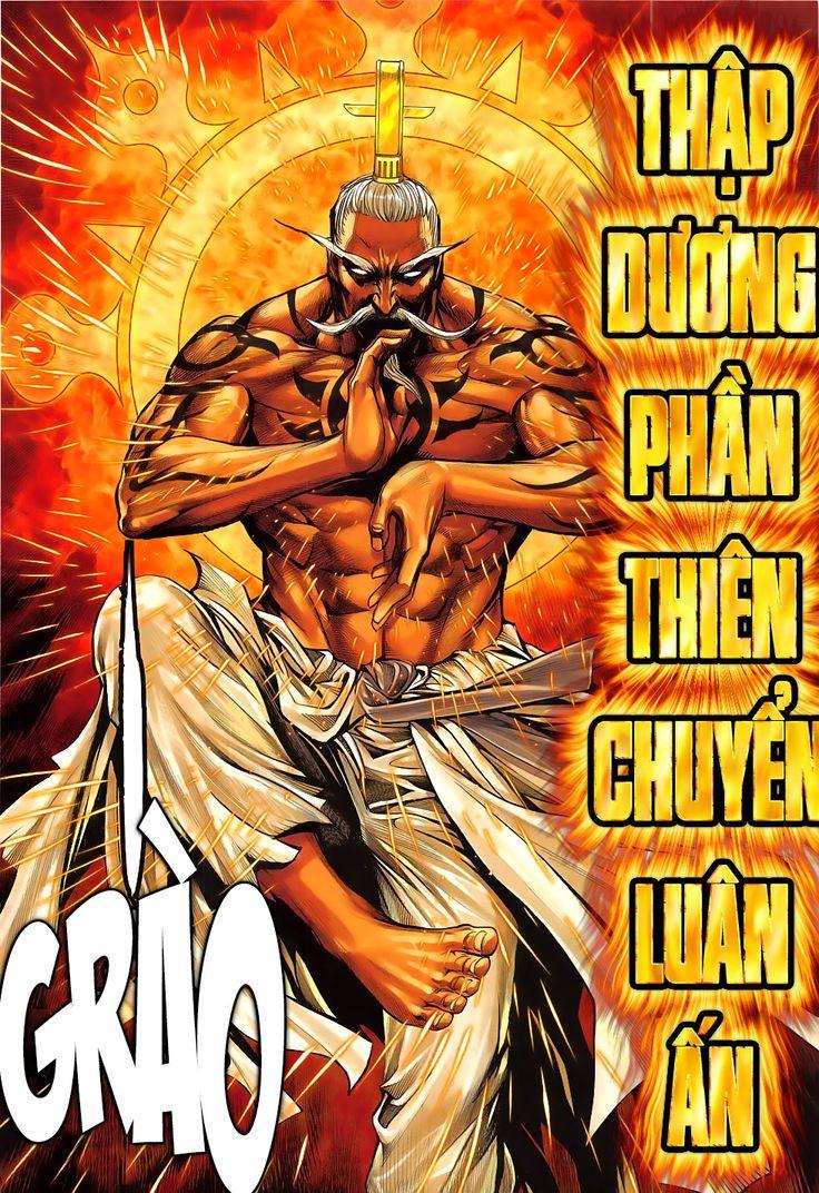 Tây Du chap 25 - Truyện tranh   Truyện tranh online   Đọc truyện tranh   Manga