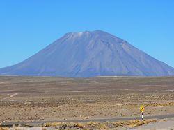 Misti volcano near Arequipa, Peru. Travel Consultant Adam breaks down the top 5 climbs in South America including Misti: http://news.southamerica.travel/top-5-south-america-climbs-insiders-guide/