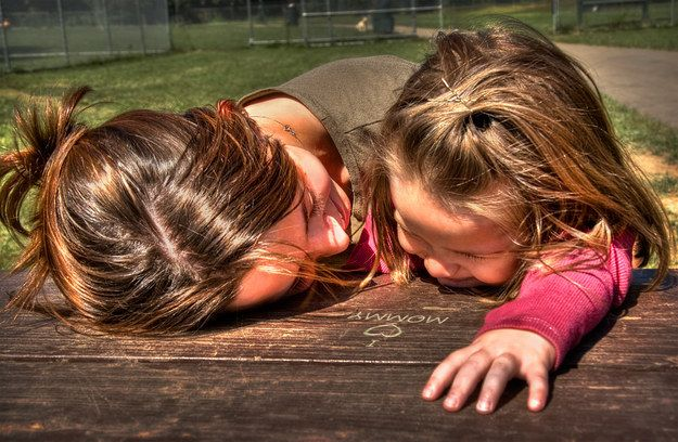 Be more present with your kids. | 19 Ways To Be A Better Parent Right Now