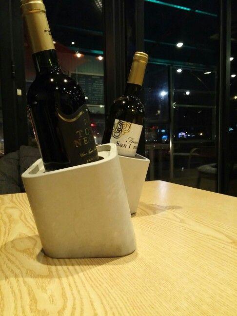 시멘트 와인 버켓