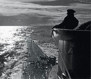 U-Boats ~ U-96 on Patrol ~ The boat - The photographs of Lothar-Günther Buchheim ~ BFD