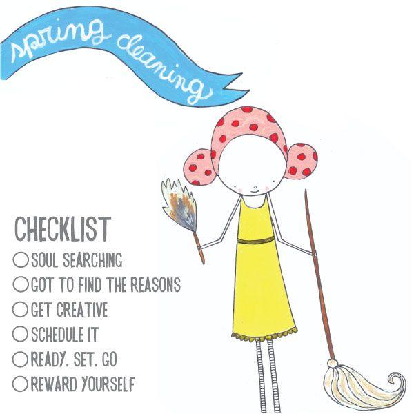 Here's my bullet proof Spring Cleaning checklist:  (Lista de limpieza de primavera!!)Cleaning Printables, Helpful Checklist, Cleaning Goals, Cleaning Doors, Spring Fal Cleaning, Real Spring, Cleaning Helpful, Spring Cleaning Checklist