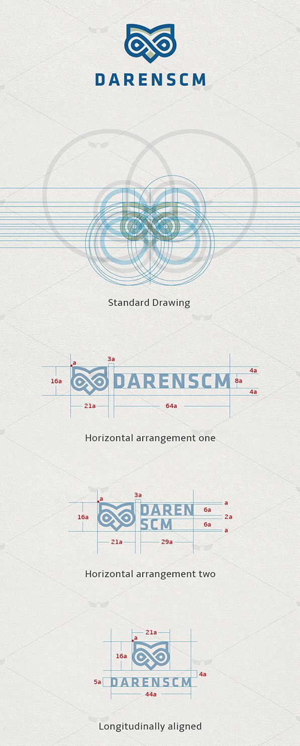 Branding for DarenSCM Published by Maan Ali