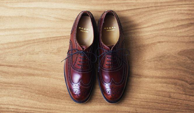 リーガルの靴でデキる男を演出|おすすめアイテム〜修理情報まで紹介します