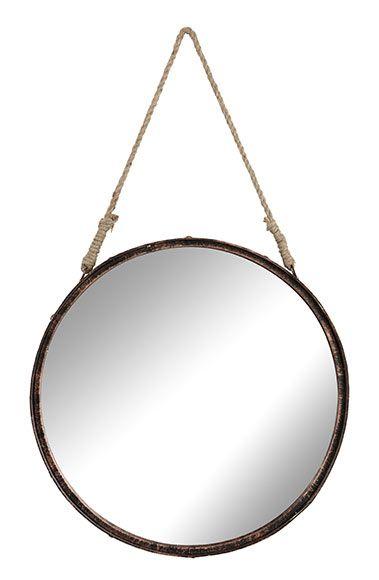M s de 25 ideas incre bles sobre espejo con cuerda en for Espejo redondo cuerda
