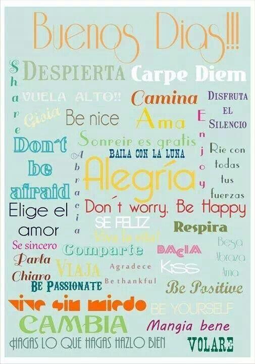 Frases , buenos dias, amigos , motivacion