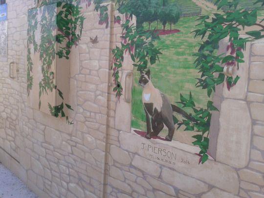 Jean Pierson - Muraliste