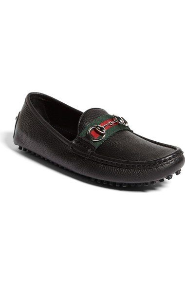 Gucci 'Damo' Driving Loafer available at #Nordstrom