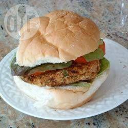 Vegetarische notenburgers @ allrecipes.nl