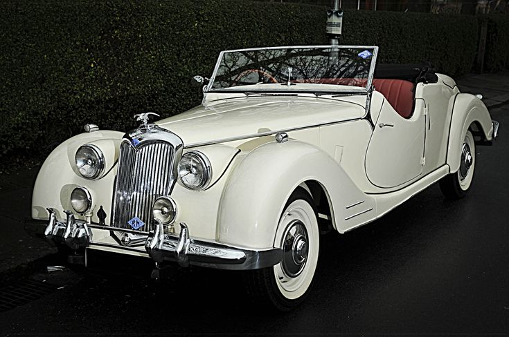 1949 Riley RMC Roadster 2.5 litre