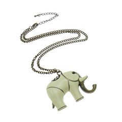 Elephant Necklace for R110.00