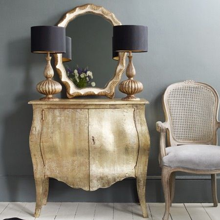 178 Best Metallic Paint Furniture Images On Pinterest Painting Furniture Furniture Projects