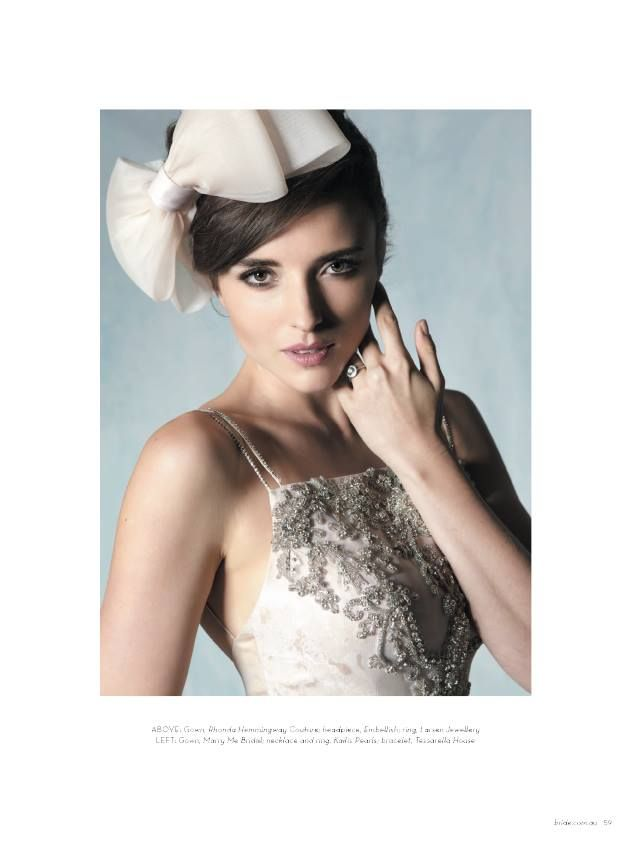 The 'Soleil' engagement ring as seen in the latest Bride's Magazine. http://www.larsenjewellery.com.au/engagement-rings/designs/soleil-2/12